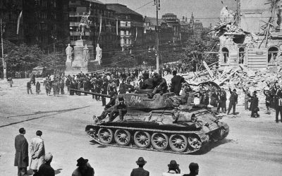 75 YEARS SINCE THE END OF WORLD WAR II IN EUROPE
