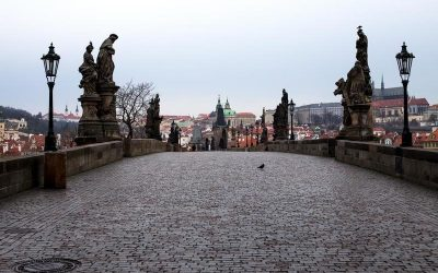 PRAGUE IS SO SAD AND EMPTY WITHOUT YOU! WE MISS YOU SO MUCH!