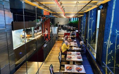 SIA – THE TEMPLE OF ASIAN GASTRONOMY IN PRAGUE!